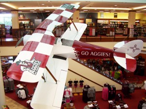 NMSU Aggie Plane aka The Spirit of Las Cruces